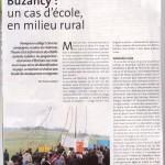 La campagne de Buzancy 2